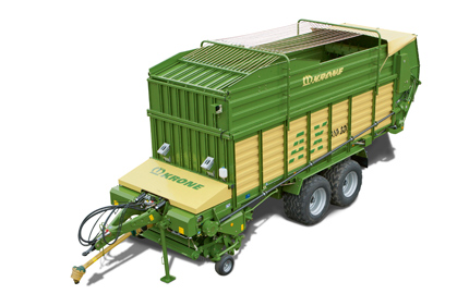 AX - Forage & Discharge Wagon