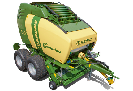 Comprima Variable Chamber Balers