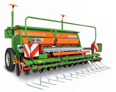 D9 Mounted Conventional Seed Drill