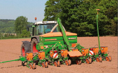 ED Precision Airplanter