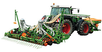 Avant Front Tank Pneumatic Seed Drill
